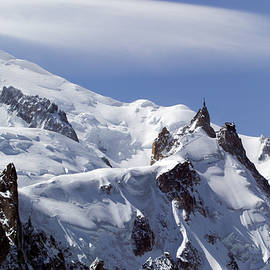 John Gaffen - Summit of Mont Blanc and L