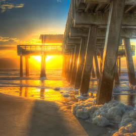 Reid Callaway - Sun Block Tybee Island Pier
