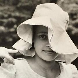 Miriam Danar - Sun Hat - 1966