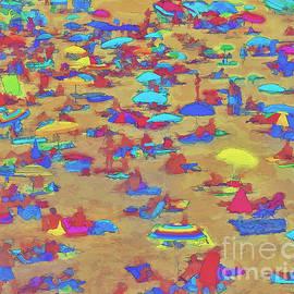 Pedro L Gili - Sun Umbrellas