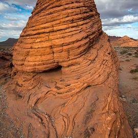 Joseph Smith - Sun-warmed Beehive Rock