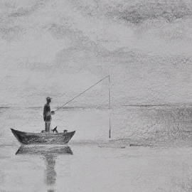 Sally Rice - Sunday Fishing