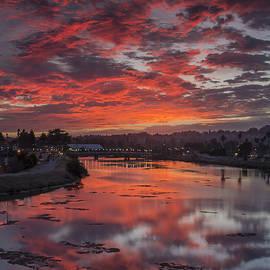 Bruce Frye - Sundown by the River