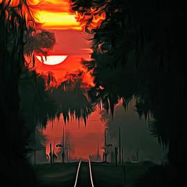 Larry Espinoza - Sundown Express