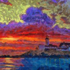 Mario Carini - Sundown Lighthouse