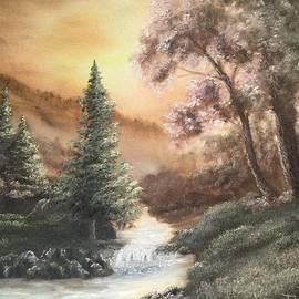 Justin Wozniak - Sundown mountain