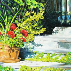 Richard T Pranke - Sunfilled Steps 01