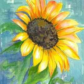 Cathie Richardson - Sunflower Blue