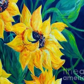 Eloise Schneider - Sunflower Party