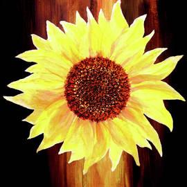 Valerie Anne Kelly - Sunflower