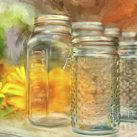 Lois Bryan - Sunflowers And Jars