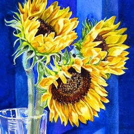 Irina Sztukowski - Sunflowers Blues