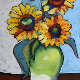 David Hinds - Sunflowers