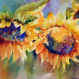 Donna MacLure - Sunflowers