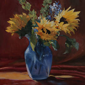 Sandra Quintus - Sunflowers for Susan