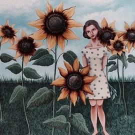 Graciela Bello - Sunflowers
