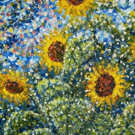 Jim Rehlin - Sunflowers / Chipmunk