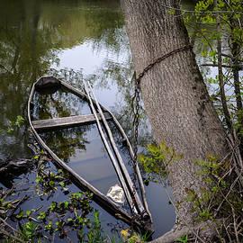 Sunken Rowboat