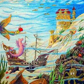 Matt Konar - Sunken Ships
