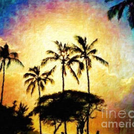 Jerome Stumphauzer - Sunlight In The Palm Trees