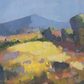 sunlit - John Holdway