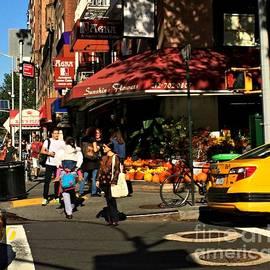 Miriam Danar - Sunny Corner - October in New York