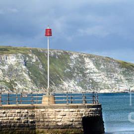 Sunny Swanage Dorset UK