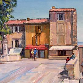 Robert Gerdes - Sunny Village Square France