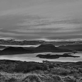 Leif Sohlman - Sunrise 2 Valentia island BW #f2