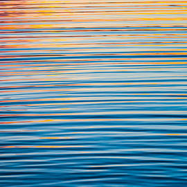 Parker Cunningham - Sunrise Abstract