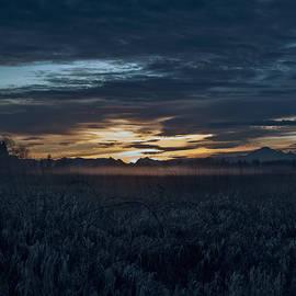 Jordan Blackstone - Sunrise Art - Blue Hour Unhurried