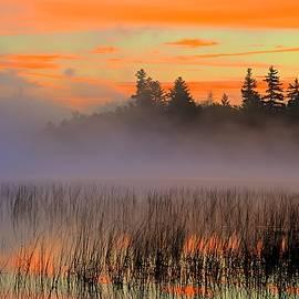 Tony Beaver - Sunrise at Connery Pond 4