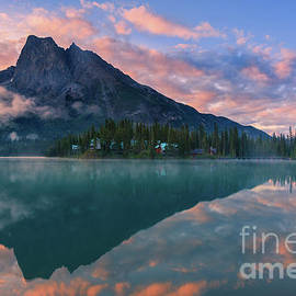 Henk Meijer Photography - Sunrise at Emerald Lake