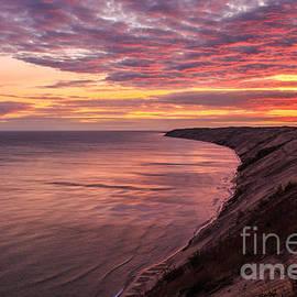 Craig Sterken - Sunrise at Grand Sable Dunes - Grand Marais, Michigan