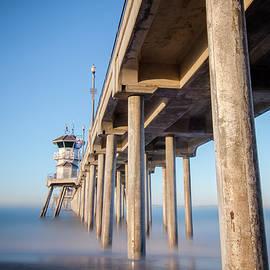 Sean Foster - Sunrise at Huntington Beach Pier