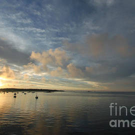 Steve  Gass - Sunrise at Kittery Maine