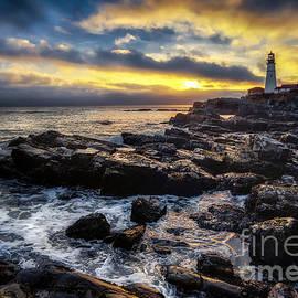 Scott Thorp - Sunrise at Portland Head