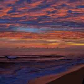 Myke  Irving - Sunrise at sandbridge
