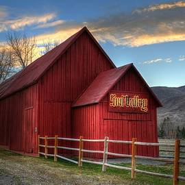 Michael Morse - Sunrise At The Sun Valley Barn
