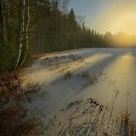 Rose-Marie Karlsen - Sunrise Brings Hope For a New Day