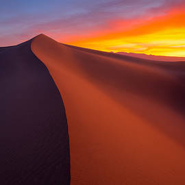 About Light  Images - Sunrise Dunes
