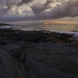 Billy Bateman - Sunrise From Beavertail In Jamestown Rhode Island