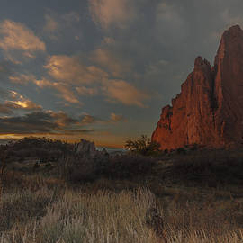 Luis Ramirez - Sunrise From The Tower Of Babel In The Garden Of The Gods