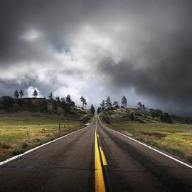 William Dunigan - Sunrise Highway Clouds