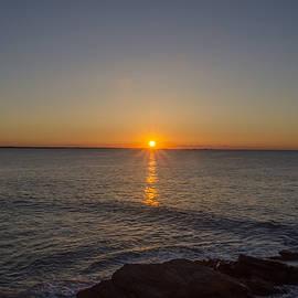 Bill Cannon - Sunrise in Newport Rhode Island