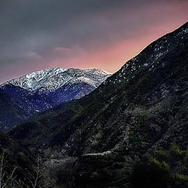 Joseph Hollingsworth - Sunrise Mt. Baldy