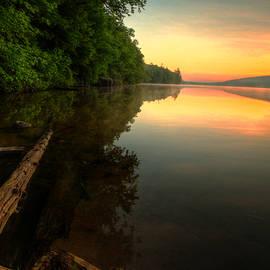 Tony Beaver - Sunrise on Eighth Lake 3