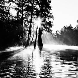 Scott Pellegrin - Sunrise on Grand Bayou