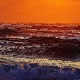 Bruce Bley - Sunrise on the Atlantic