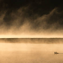 Max Waugh - Sunrise on the Yellowstone
